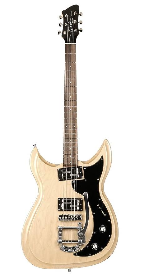 Godin guitarras Richmond 037995 diseño guitarra eléctrica ...