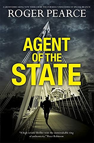 book cover of Agent of the State
