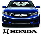 Honda Windshield Tint Strip Collection