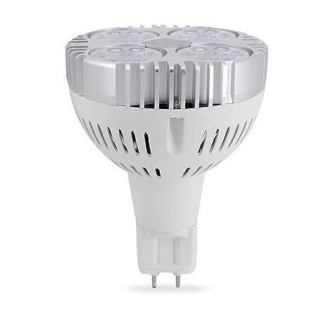Foco LED G12 PAR30 de 24 W, E27, PAR30, repuesto de 75 W