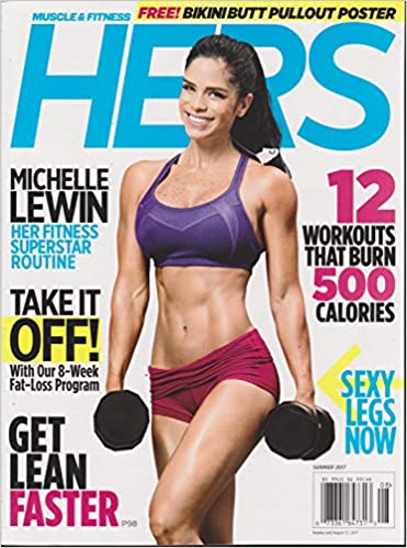 4a11ac71b88 Muscle   Fitness Hers Magazine Summer 2017 Single Issue Magazine – 2017