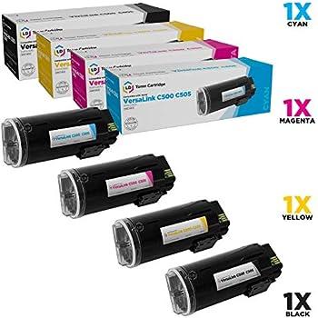 High Yield Toner Tap Compatible for Xerox VersaLink C500DN C500N C500