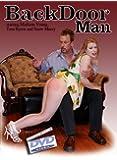 Spanking Girl's BackDoor Man