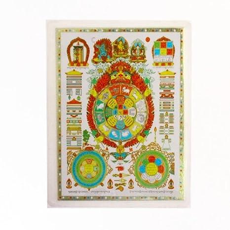 Feng Shui Amulet, Tibetan Amulet