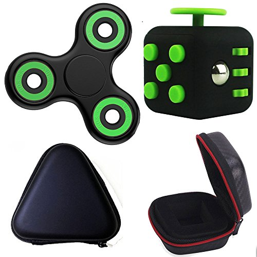 Abesons-Fidget-Spinner-With-Fidget-Cube-Toy-With-Case-Best-Stress-Reducer-Relieves-ADD-ADHD-Anxiety-Autism-and-Boredom-Ceramic-Cube-Bearing-For-Kids-Adults-Premium-Quality-Bundle