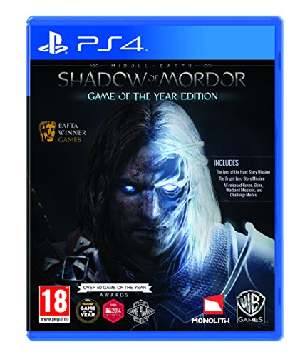 Middle-earth: Shadow Of Mordor: Game of the Year Edition