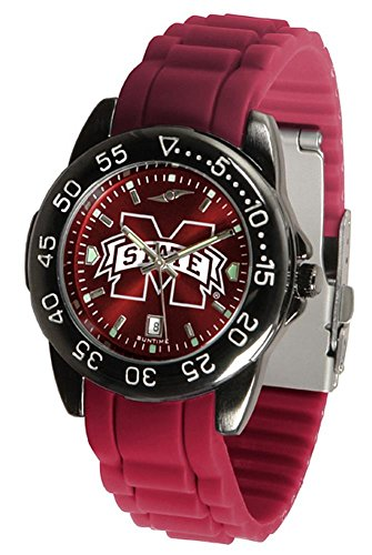 (Mississippi State Bulldogs Fantom Sport Silicone Men's Watch)