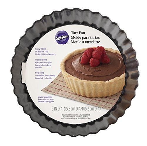 Wilton 2105-3241 Tart Pan, 6 Inch