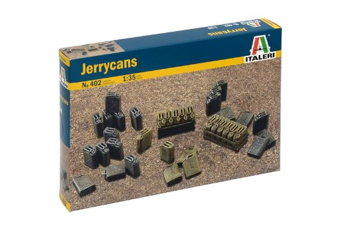 Italeri 402 Jerry Cans 1:35 Plastic Kit for sale  Delivered anywhere in USA