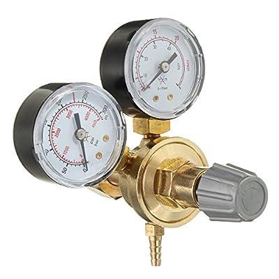 Argon CO2 Pressure Reducer Mig Tig Flow Control Valve Regulator for Welding