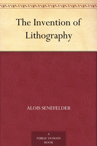 amazon com the invention of lithography ebook alois senefelder rh amazon com