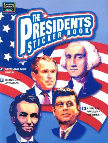 The Presidents Sticker Book (High Q First Activity Books) pdf epub
