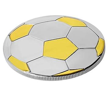 Münzen Fußball Münze 3d Hochrelief 24 Karat Vergolden Und