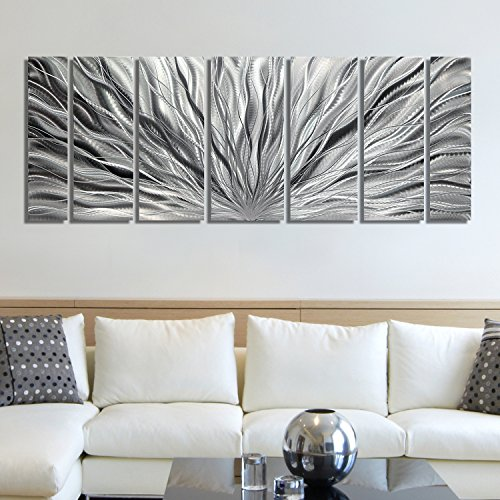 Buy modern abstract metal art