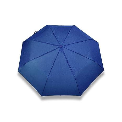GIRLAA Paraguas De La Mujer Paraguas Automático Lluvia ...