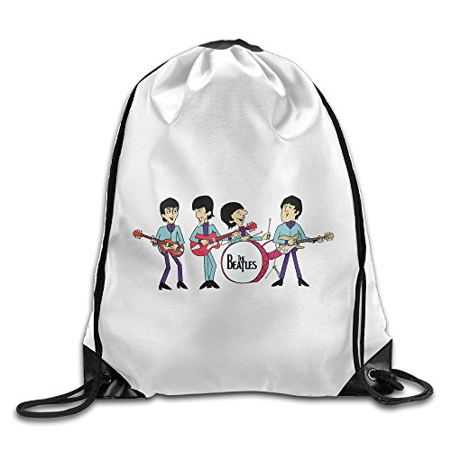 Costume Hitman 47 (Unisex The Beatles Music Sports Drawstring Backpack Bag)