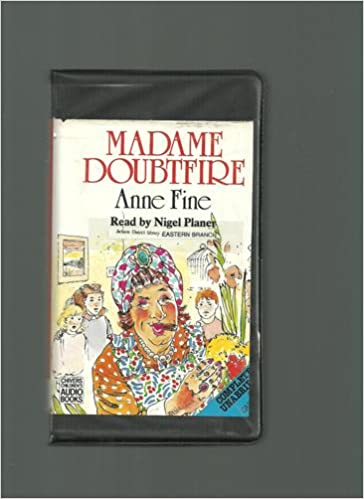 Book Madame Doubtfire (Children's audio books)