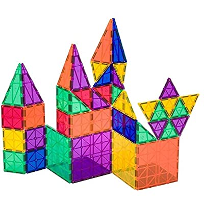 E-TOP Building Blocks Set Tiles Educational Toys Building Toy(32 PCS): Toys & Games