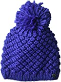 Spyder Women's Brrr Berry Hat, Blue My Mind, One Size