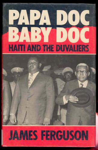 Papa Doc Baby Haiti Duvaliers product image