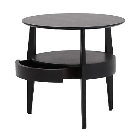 Amazon.com: Mesas de café, con cajón lateral moderno sofá ...