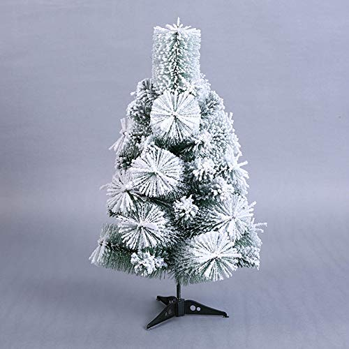 Small Solar Lighted Christmas Tree in US - 4