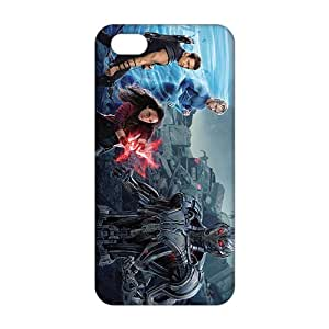 HUNTERS Avengers Age of Ultron 3D Phone Case and Cover for Iphone 5S