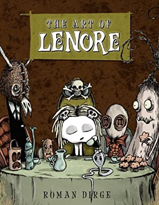 book cover of The Art of Lenore