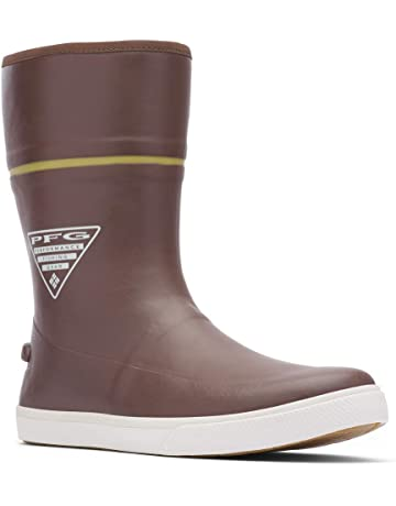 9d081497f03 Men's Rain Boots | Amazon.com