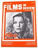 img - for Films in Review (October, 1980) book / textbook / text book