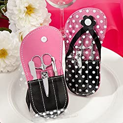 Flip Flop design Manicure Sets - 36 count