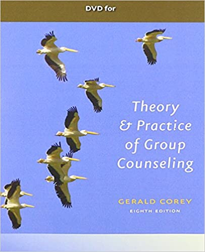 DVD for Coreyrsquos Theory and Practice of Group Counseling 8th