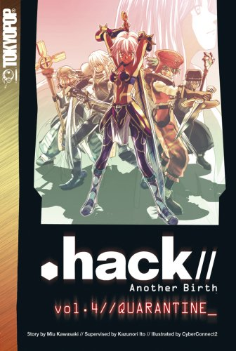 .hack//  Another Birth Volume 4 (v. 4)