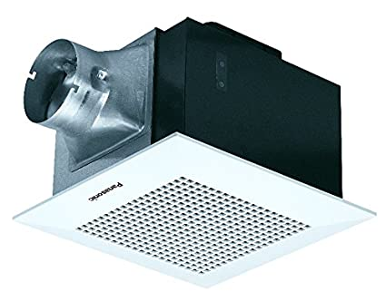 Panasonic Fv 17cu7 105mm Ceiling Mount Ventilation Fan White