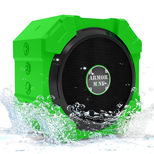 ARMOR MiNE Speakers with Bluetooth