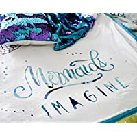 IMAGINE Mermaid Velvet Blanket