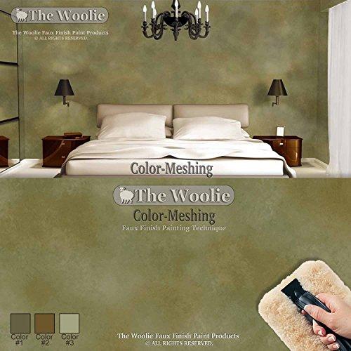 The Woolie Original Amp Official Faux Finish Paint Technique