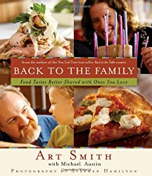 Back to the Family: Food Tastes Better Shared with the Ones You Love