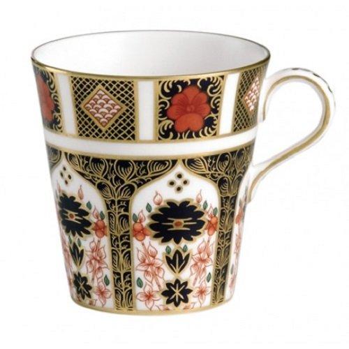 Royal Crown Derby Imari - Royal Crown Derby Old Imari 1128 Beaker / Mug by Royal Crown Derby