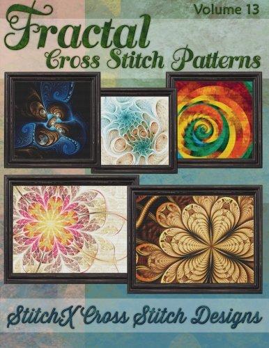 Fractal Cross Stitch Patterns