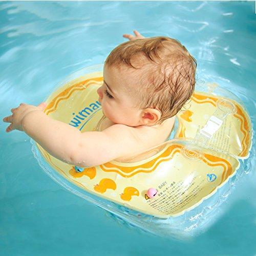 Swimava G-2 Baby Body Ring (Small/ Yellow)