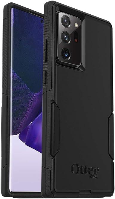 Purple Black White Damask Ribbon Choose Model OtterBox Commuter for Samsung Galaxy S  Galaxy Note - CUSTOM Monogram