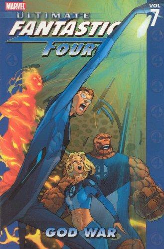 Ultimate Fantastic Four, Vol. 7: God War