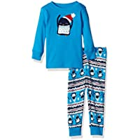 Gymboree Baby Boys' Toddler 2 Piece Cotton Tight-fit Pajamas