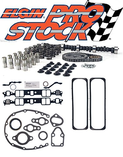 Chevy 350 Cams (Chevy GMC Truck 305 350 Torque RV Ultimate Cam Kit TBI springs lifters gaskets+ (std))