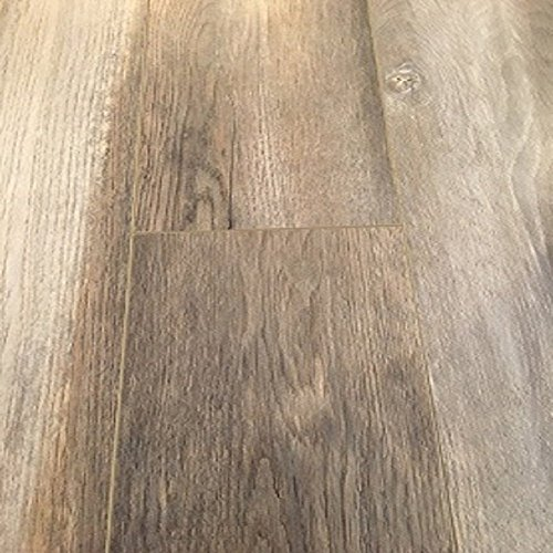 Dekorman 9403C 12mm AC4 CARB2 Premium Collection Laminate Flooring-Wood Ash Oak, Multi Gray and Tan - Premium Laminate