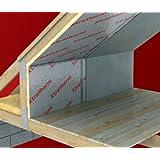 2400 x 1200 x 50mm XtraTherm - Celotex High Performance Rigid Foam PIR Insulation Sheet Roof or Floor PRICE PER SHEET **MINIMUM ORDER 4 SHEETS**