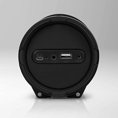 Review Pyle Surround Portable Boombox