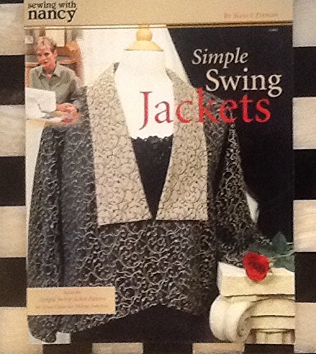 - Simple Swing Jackets ~ Sewing With Nancy (Includes:Simple Swing Jacket Patern by Anna Claire for Indygo Junction