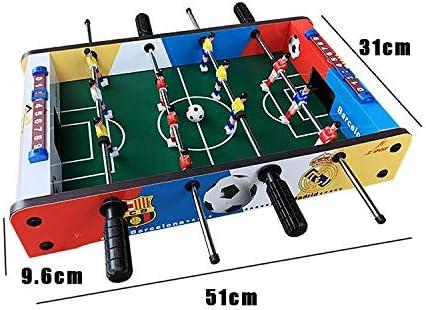 LCRACK Mesa De Fútbol Juegos Deportivos Operación Fácil Portátil Moda Regalo for Niños Amigos (Color : D): Amazon.es: Hogar